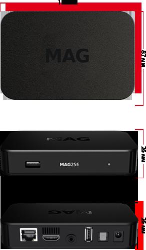 MAG 256 технические характеристики