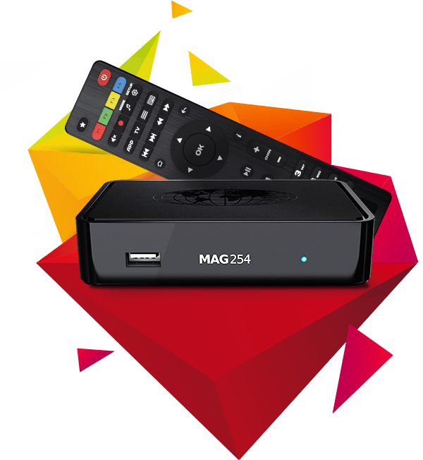 MAG 254 / MAG 255 IPTV/OTT Set Top Boxes | Infomir Set-Top Boxes
