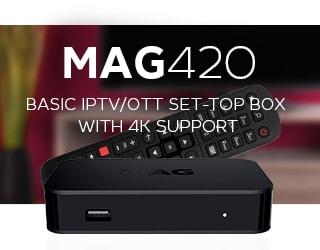 INFOMIR – IPTV Set Top Box manufacturer