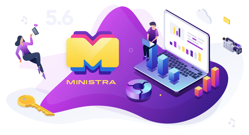 Welcome the new Ministra TV Platform 5.6!
