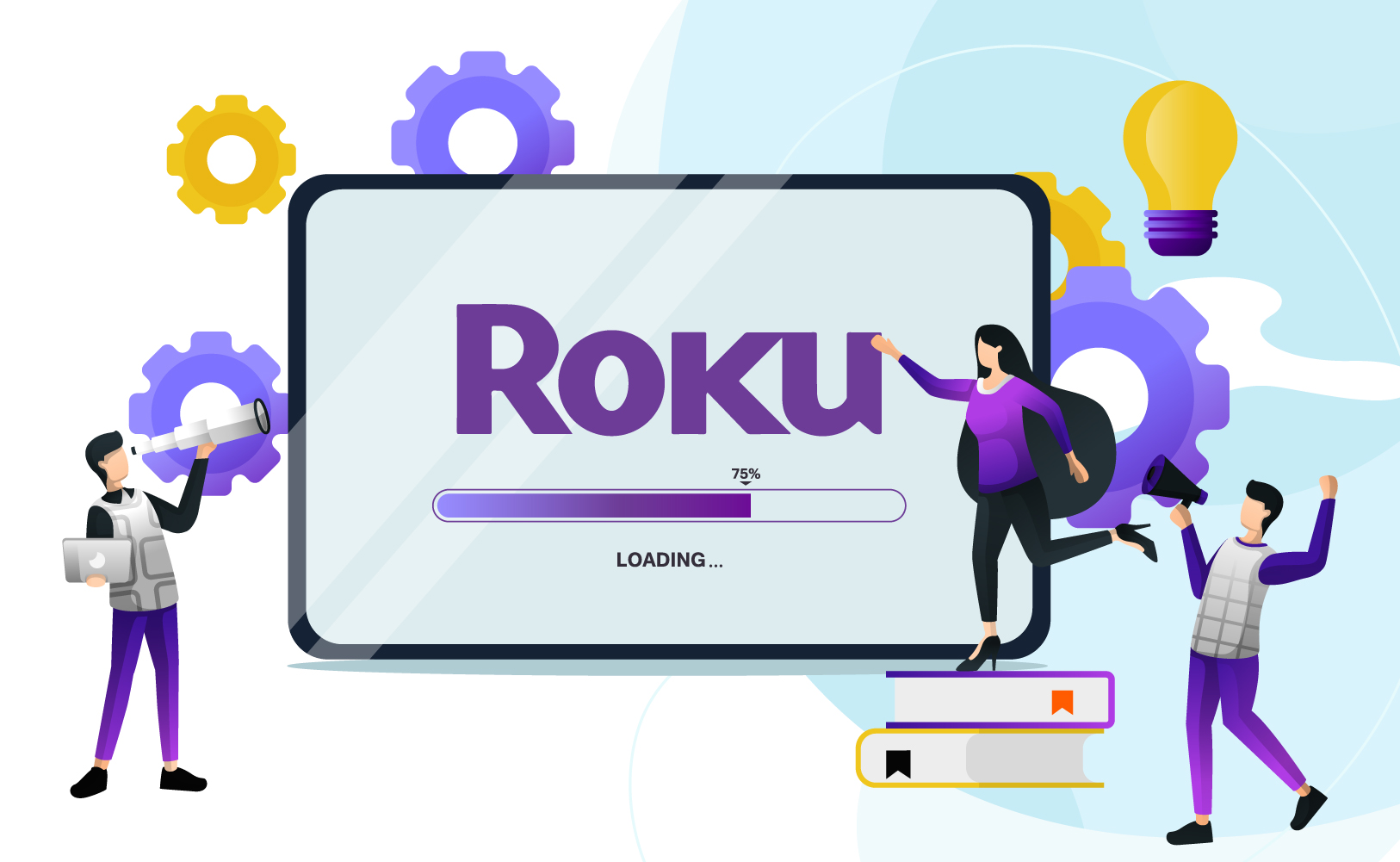 New updated Roku