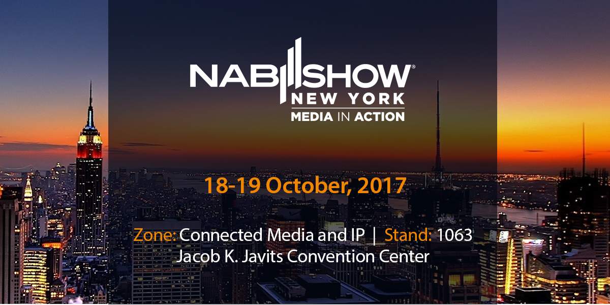 NAB Show New York 2017
