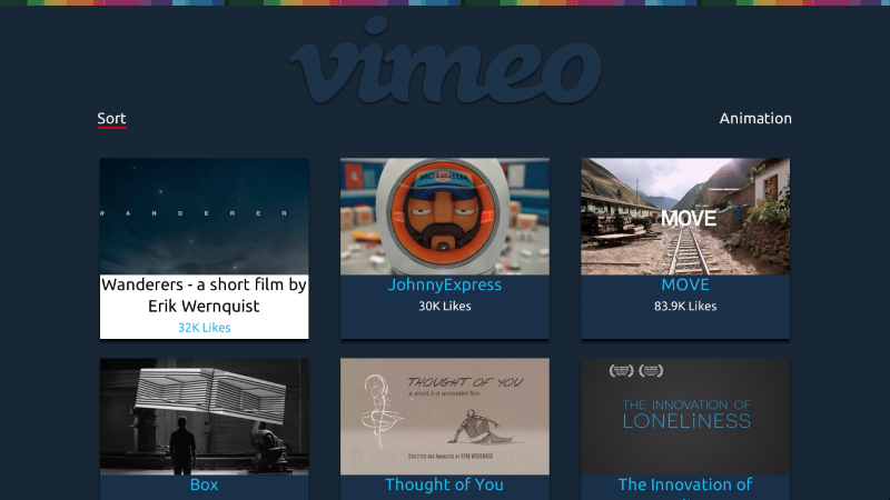 Enjoy Vimeo on MAG