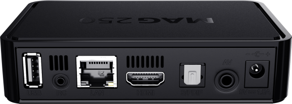 IPTV stb MAG250 Micro